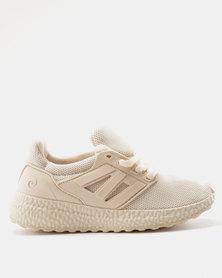 Pierre Cardin Girls Casual Sneaker Biege