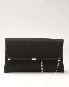 Blackcherry Bag Smart Clutch Bag Black