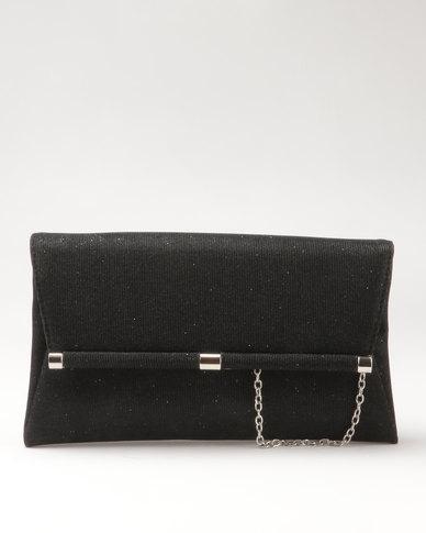 Blackcherry Bag Smart Clutch Bag Black