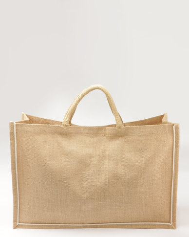 Joy Collectables Adhesive Strap Close Bag Nude