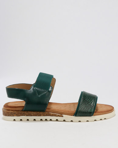 Butterfly Feet Edeline Green