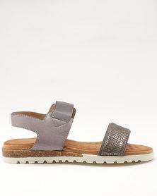 Butterfly Feet Edeline Grey
