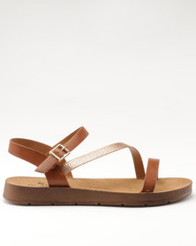 Butterfly Feet Gres Tan