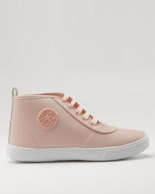 Soviet Callista Hi Top Sneaker Pink