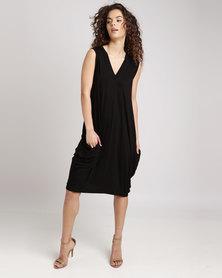 Michelle Ludek Lily Dress Black