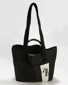 Puma Core Style Large Shopper Black