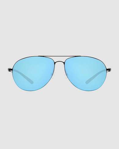 Slaughter & Fox Insurance District Unisex C3 Sunglasses Stormy Blue