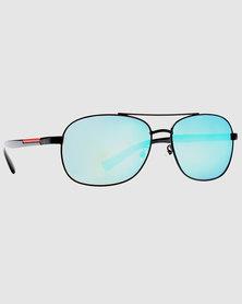 Slaughter & Fox City Hall Unisex C3 Sunglasses Spicy Blue