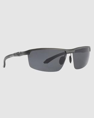 Slaughter   Fox Turtle Bay Unisex C3 Sunglasses Fast Cyclist Black e8d282d3e3