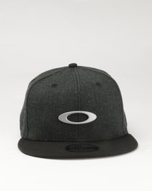 Oakley O-Justable Metal Cap Black