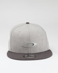 Oakley O-Justable Metal Cap Grey