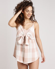 Billabong Summersun Playsuit Cool Whip