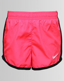 Nike Girls Tempo Shorts Pink