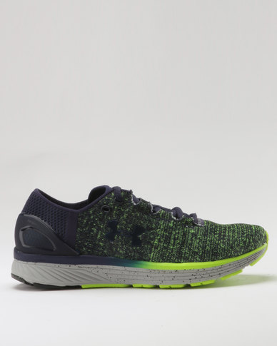 pretty nice d992c 36750 Under Armour UA Charged Bandit 3 Lime