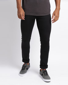 New Look Skinny Jeans Black