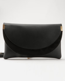 New Look Cross Body Bag Black
