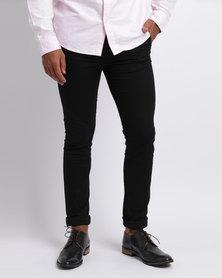 New Look Skinny Trousers Black