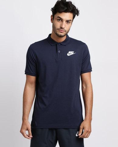 eefe29d2 Nike Men's Nike Sportswear Polo Shirt Blue | Zando