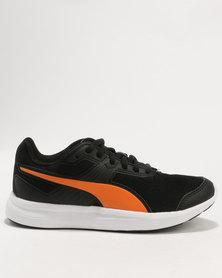 Puma Escaper Mesh Jr Sneaker Black