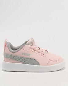 Puma Courtflex Inf Sneaker Multi