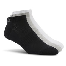 Sport Essentials No Show Sock - 3pack