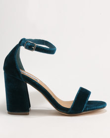 Madison Isla High Heel Sandal Teal