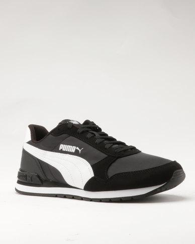 ef1c023a5e4 Puma ST Runner V2 NL Sneaker Black/White | Zando