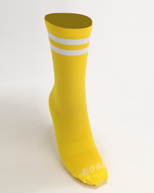 MB Wear Original Socks Yellow