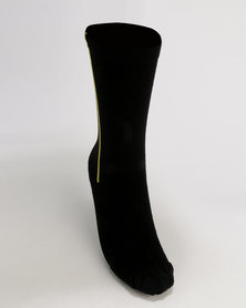MB Wear Eracle Socks Black