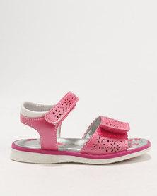 Bubblegummers Girls  Sandals Pink