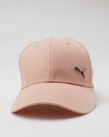 Puma Metal Cat Cap Pink