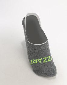Lizzard Secret Socks Charcoal