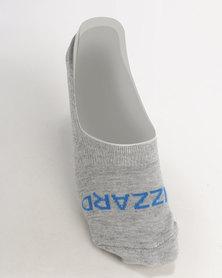 Lizzard Secret Socks Grey