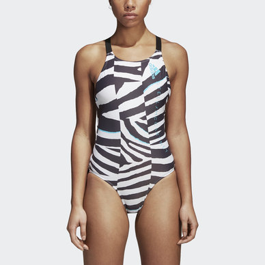 Swimsuit Train Printed