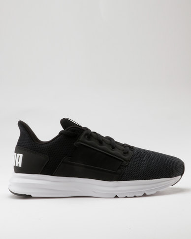 Puma Performance Enzo Street Trainer Black  886376096