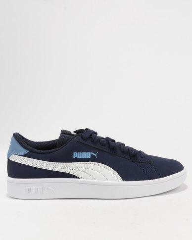 049f7fdf7fcf04 Puma Smash v2 Buck Jr Sneaker