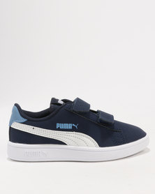 Puma Smash V2 Buck V PS Sneaker Blue