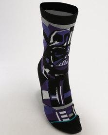Stance Boys Vader Mosaic Socks Multi