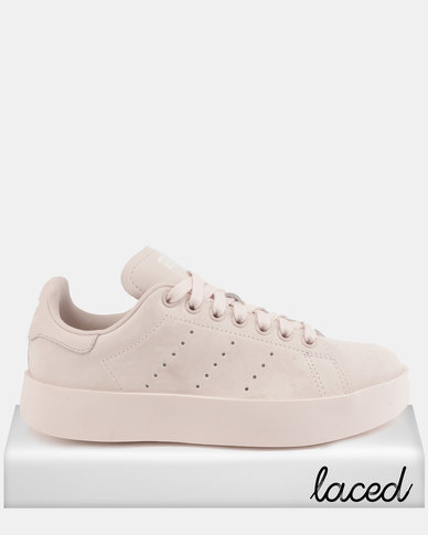 28e0ad52b4e2 adidas Stan Smith Bold W Sneakers Orchid Tint