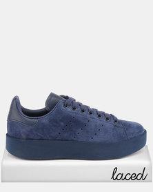 adidas Originals Stan Smith Bold W Sneakers Noble Indigo