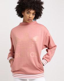 adidas Sweatshirt Ash Pink