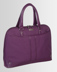 BLACK® Shoulder Sling Bag Purple