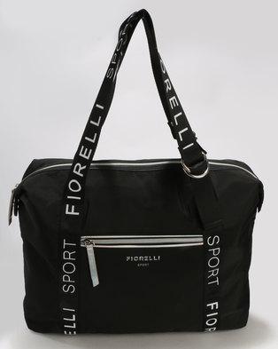 Fiorelli Flex Bowler Bag Black