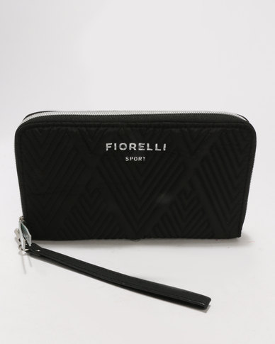 Fiorelli Rapid Zip Around Black