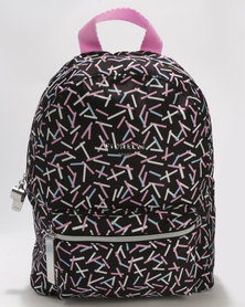 Fiorelli Strike Core Backpack Black/Multi