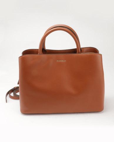 3f455c88d16e Fiorelli Bethnal Triple Compartment Bag Tan | Zando