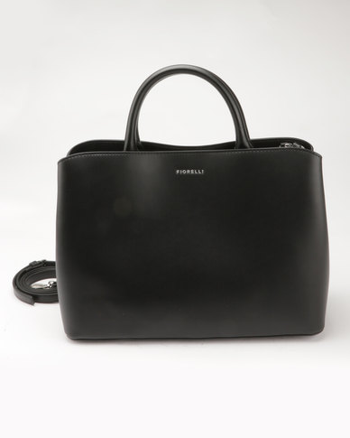 Fiorelli Bethnal Triple Compartment Bag Black