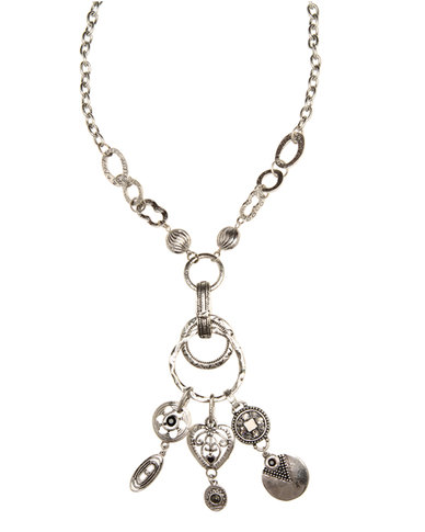 925 Jewellery Chunky Necklace Silver