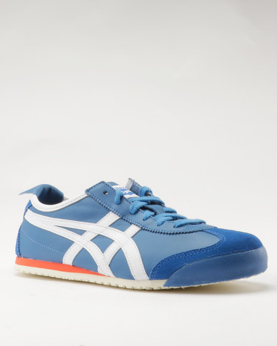 new concept de7c9 62b13 Onitsuka Tiger Mexico 66 Sneaker Classic Blue/White
