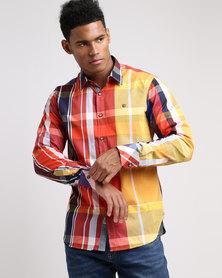 KG Big Check Shirt Multi